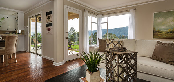 Expansive Views Focus Of La Canada Home Staging